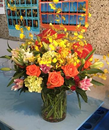 More Flowers. june 2016