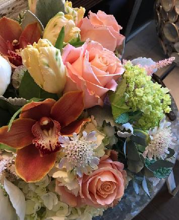 floral palette. june. 2016