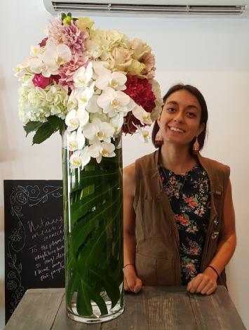 native flower company. bridal salon