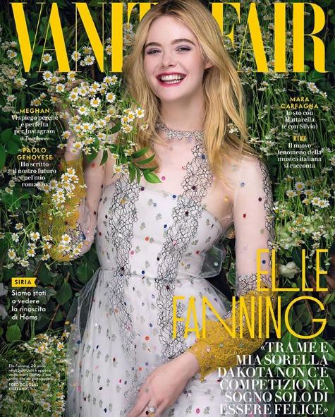 jasmineblueflowers. elle. vanityfairitalia.cover.june.2018